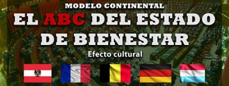 Serie 1: El ABC del Estado de Bienestar- Capítulo 3: Modelo Continental