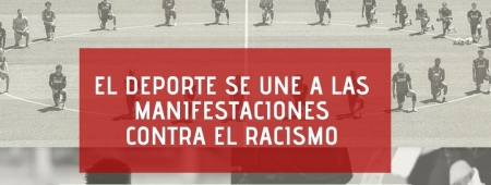 El deporte se une a las manifestaciones contra el racismo