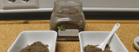 ARTHROFOOD UNA ALTERNATIVA ALIMENTARIA