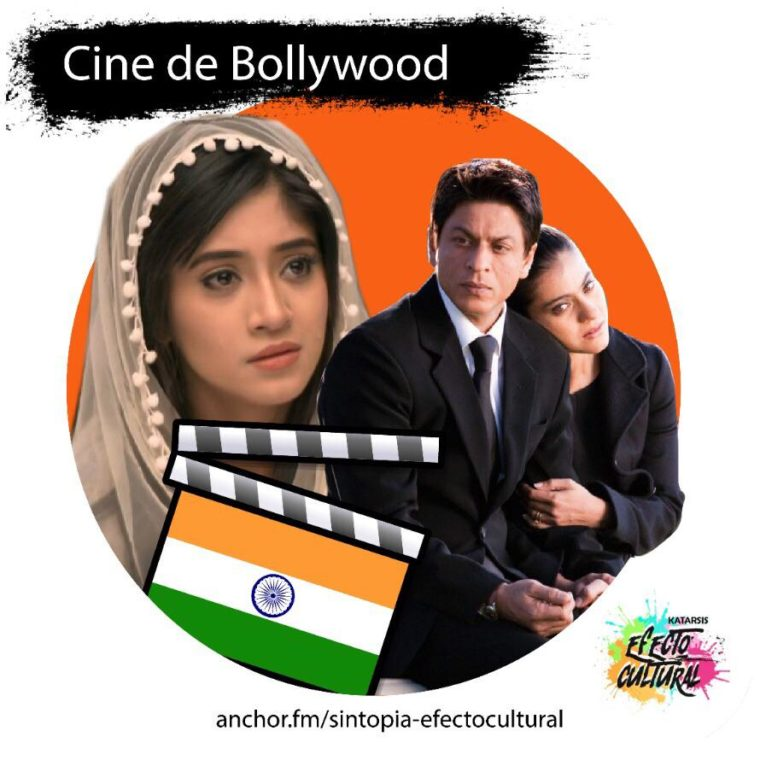 Imagen de personas de Bollywood, Industria cinematográfica de la India.